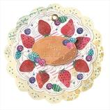 学研 BDハトメカード B34023 ベリーケーキ