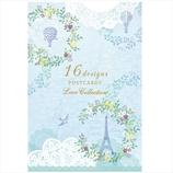 学研 作家コレクションポストカード CD04517 レース