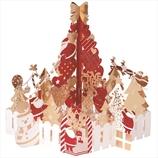 【クリスマス】 学研 クリスマス箔レーザーポップ X56004
