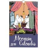 【2019年版・壁掛】 学研 ムーミン 原画カレンダー M11079