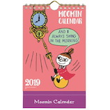 【2019年版・卓上】 学研 ムーミン 原画卓上カレンダー M09062