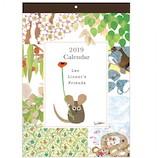 【2019年版・壁掛】 学研 レオ・レオニ カレンダー AM13076