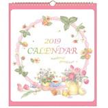 【2019年版・壁掛】 学研 ガーデンカレンダー M11081