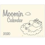 【2020年版・壁掛け】学研 ムーミン大判カレンダー AM16001