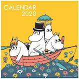 【2020年版・壁掛け】学研 ムーミンスクエアカレンダー CM12088