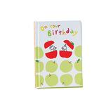 学研 バースデー豆ブック りんご B50-105