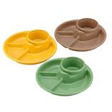 イノマタ バーベキューディッシュ 3色組│バーベキュー用品