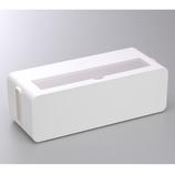 テーブルタップボックス L ホワイト