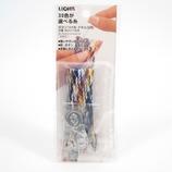 LEONIS ボタンつけ糸 デキル30色 93007