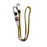三友産業 トラ柄フラットゴム HR-2615 19mm×200cm│ロープ・ホース ロープ