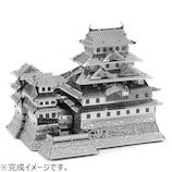 テンヨー メタリック ナノパズル T-MN-049 姫路城│パズル 立体パズル