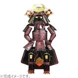テンヨー メタリック ナノパズル マルチカラーシリーズ 鎧 武田信玄 T-ME-006M