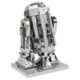 テンヨー メタリック ナノパズル スター・ウォーズ R2-D2 W-MN-007