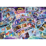 テンヨー ディズニー アニメーション ヒストリー D-108-005 108ピース│パズル ジグソーパズル