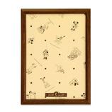 テンヨー ディズニー専用木製パネル 300ピース用 ブラウン