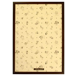 テンヨー ディズニー専用木製パネル 1000ピース用 ブラウン