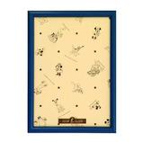 テンヨー ディズニー専用木製パネル 300ピース用 ブルー