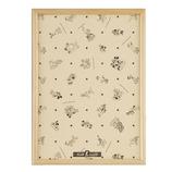 テンヨー ディズニー専用木製パネル 500ピース用 ナチュラル