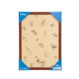 テンヨー ディズニー世界最小専用 木製パネル 1000ピース用 ブラウン│パズル ジグソーパズル