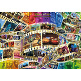 テンヨー ディズニー ピクサー アニメーション ヒストリー(48作品) D-300-003 300ピース│パズル ジグソーパズル