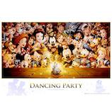 テンヨー Dancing Party D-300-284 300ピース│パズル ジグソーパズル