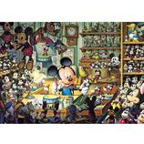 ジグソーパズル ミッキーのおもちゃ工房 D-500-354