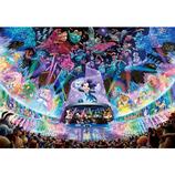 テンヨー ディズニー ウォータードリーム コンサート DSG-500-437 ぎゅっと500ピース│パズル ジグソーパズル
