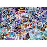 テンヨー ディズニーアニメーション ヒストリー DW−1000−006 1000ピース│パズル ジグソーパズル