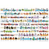 テンヨー ジグソーパズル ディズニー ピクサーコレクション(21作品) DW−1000−007 1000ピース│パズル ジグソーパズル