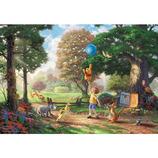テンヨー Winnie The PoohII D-1000-030 1000ピース│パズル ジグソーパズル