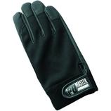 川西工業 PUマスター #2974 ブラック L│安全用品・保安用品 作業用手袋