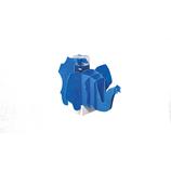 自然気化式エコ加湿器 うるおいWALL ゾウ ブルー