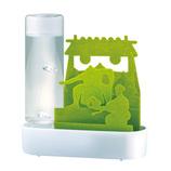 自然気化式 ECO加湿器うるおいnippon 相撲 グリーン