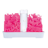 ECO加湿器 うるおいFantasyStory 不思議な世界 ピンク