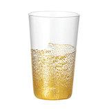 東洋佐々木ガラス 江戸硝子 金玻璃 冷酒杯 大地 10923