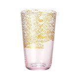 東洋佐々木ガラス 江戸硝子 金玻璃 冷酒杯 天空 桜色 10922PK