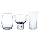 東洋佐々木 酒グラスセット G096-T281│酒・ワイングッズ 徳利・猪口