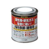 スーパー油性 80mL 白│油性塗料 鉄部建物用塗料