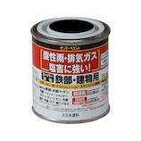 スーパー油性 80mL 黒│油性塗料 鉄部建物用塗料