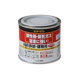 スーパー油性 0.2L ライトグレー│油性塗料 鉄部建物用塗料