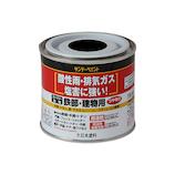 スーパー油性 0.2L 黒│油性塗料 鉄部建物用塗料