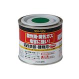 スーパー油性 0.2L 緑│油性塗料 鉄部建物用塗料