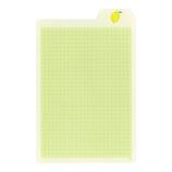 MDS(エムディーエス) 大人のシタジキ B6 レモン
