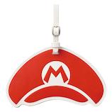 任天堂 ラゲッジタグ スーパーマリオ NSL‐0024 マリオの帽子