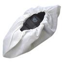 富士手袋工業 不織布 靴カバー 4枚入 フリーサイズ