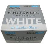 ジュエル ホワイトニングカラークリーム 35ml│靴磨き・シューケア用品 靴クリーム・靴墨