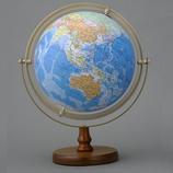 帝国書院 地球儀 N26-5R (行政・全方位回転)│雑貨 地球儀・地図