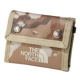ザ ノースフェイス (THE NORTH FACE) BCドットワレット NM81820 モアブカーキウッドチップカモプリント
