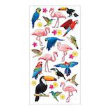 マインドウェイブ フォトシリーズシール 11795 南国の鳥