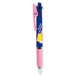マインドウエイブ ジェットストリーム 3色 56753 しばんばん むっふー│ボールペン 多機能ペン